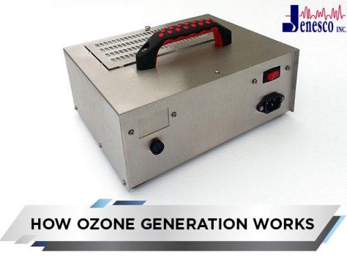 How Ozone Generation Works