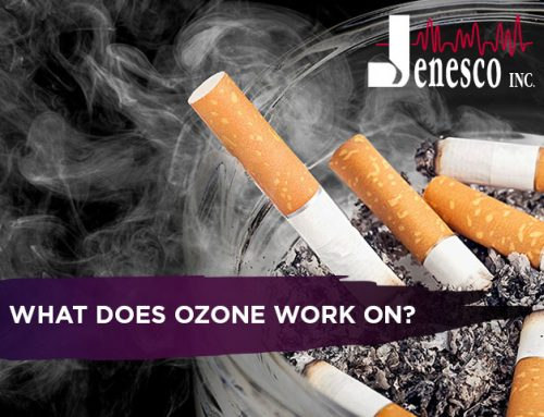 What Does Ozone Work On?